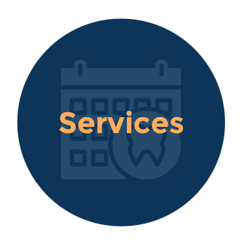 services icon blue - Home
