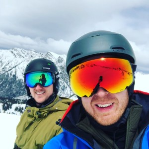 sourtherntiersmiles - Skiing at Snowbird, Utah.
