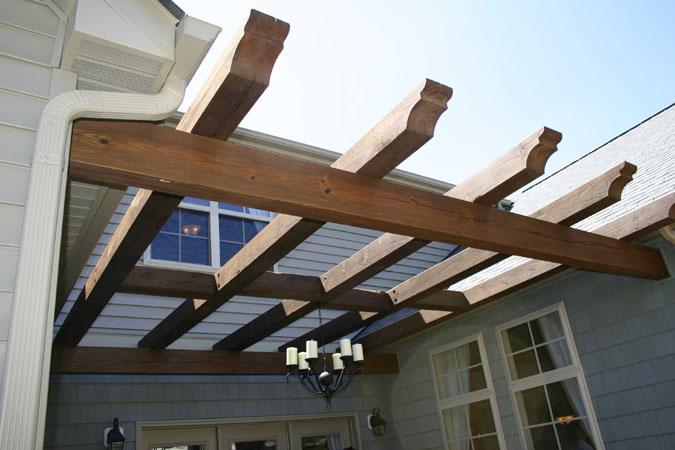 Wood Beams Cedar Beam Timber Beam Architectural Beam by