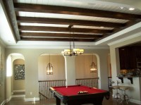 Wood Box Beams, Wood Faux Beams, Ceiling Beams, Decorative