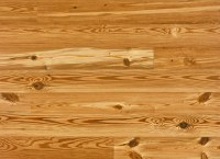 Antique Reclaimed Heart Pine Solid Wood Flooring, Select Grade