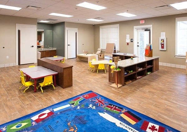 Extra care in material selection and building envelope construction creates a stellar indoor environment for young students.