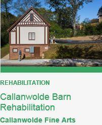 Callanwolde Building Rehab