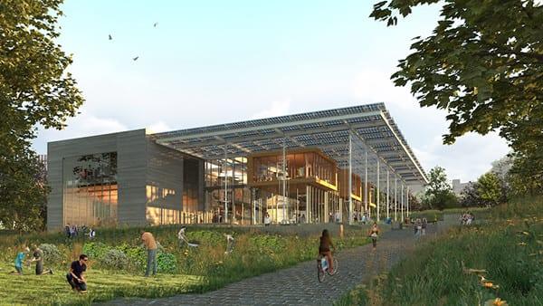 Living Building at Georgia Tech