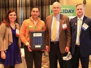 2016 Solar Advocate Award