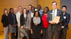 Fulcrum Awards Winner: Proctor Creek North Avenue Watershed Basin: A Green Infrastructure Vision