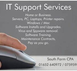 South Farm CPA (IT Support)