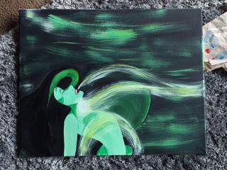 Ariel by Melissa Garnica