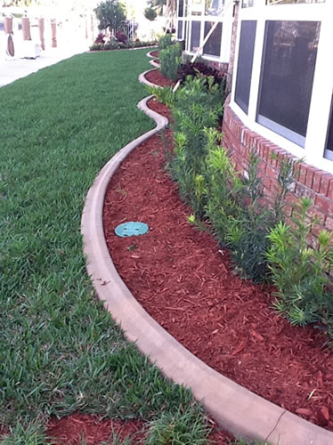 landscape curb appeal - commercial