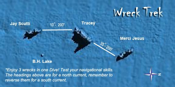 Wreck Trek Ft Lauderdale  South Florida Diving Headquarters