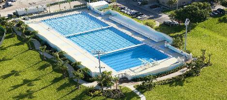 Nova Southeastern University Aquatic Complex