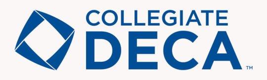 Collegiate DECA Logo