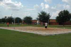 Beach Vollyball Court