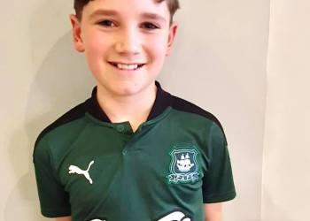 Ben Turner Signs for Argyle Academy