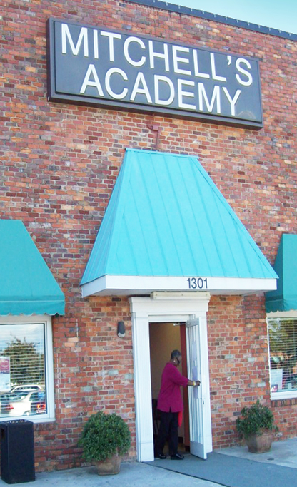Mitchell's Hairstyling Academy South Hills Mall And Plaza