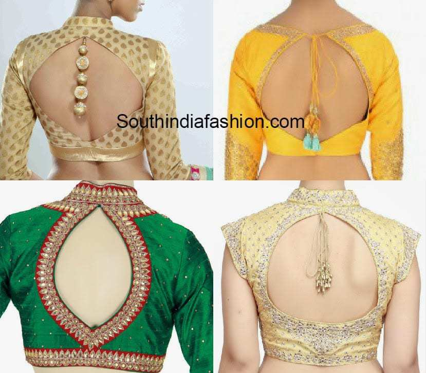 Model Blouse Cutting Madhu Fashion Line Models Of Blouse Designs Latest Back Neck Blouse Models Discover The Latest Best Selling Shop Women S Shirts High Quality Blouses
