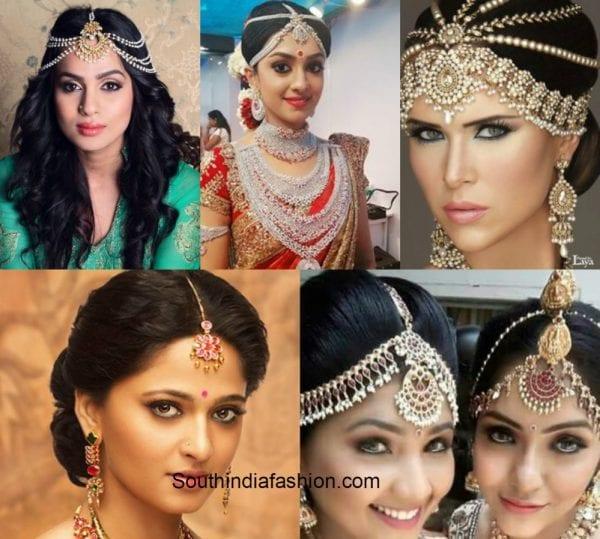 maang tikka bridal hair accessories 1 maang tikka bridal hair accessories