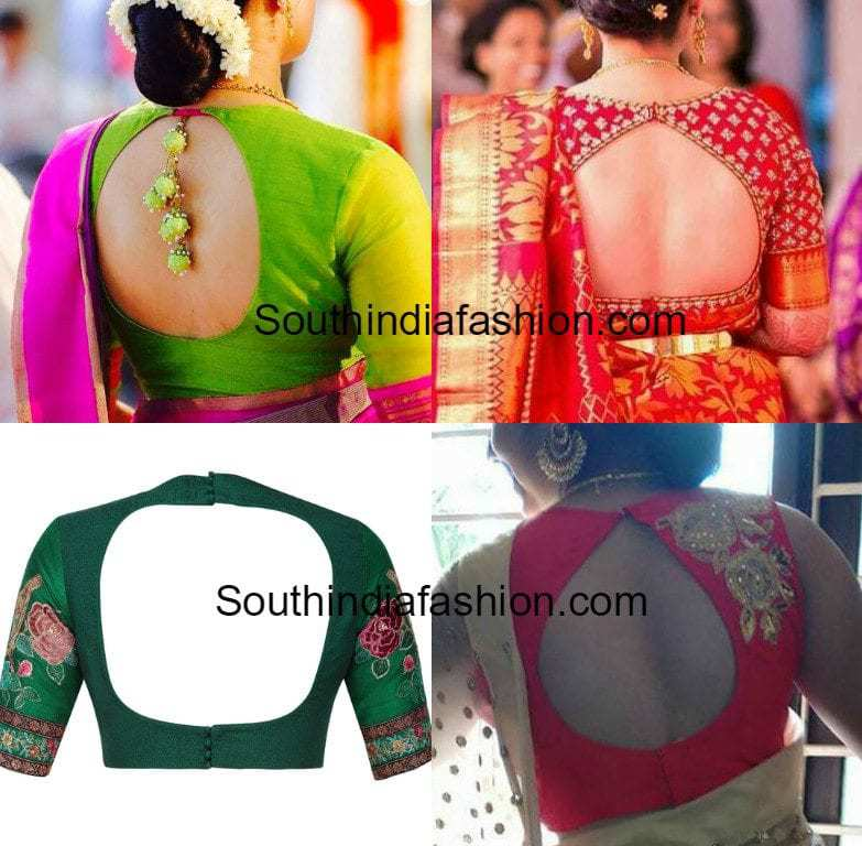 South Indian Saree Blouse Back Neck Designs Pattu Saree Blouse Designs Silk Saree Blouse Designs Catalogue Blouses Discover The Latest Best Selling Shop Women S Shirts High Quality Blouses