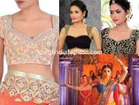 Necklines For Blouses Saree Labzada Blouse