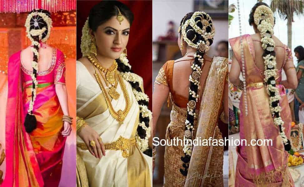 Top 10 Gajra Hairstyles To Try This Wedding Season