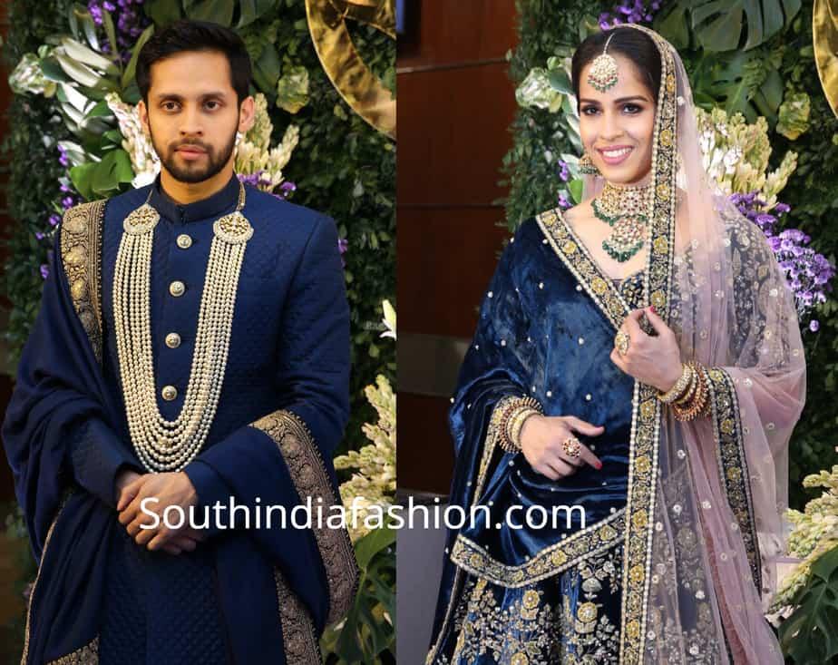 Saina Nehwal Wedding 7