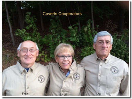 Coverts Cooperators