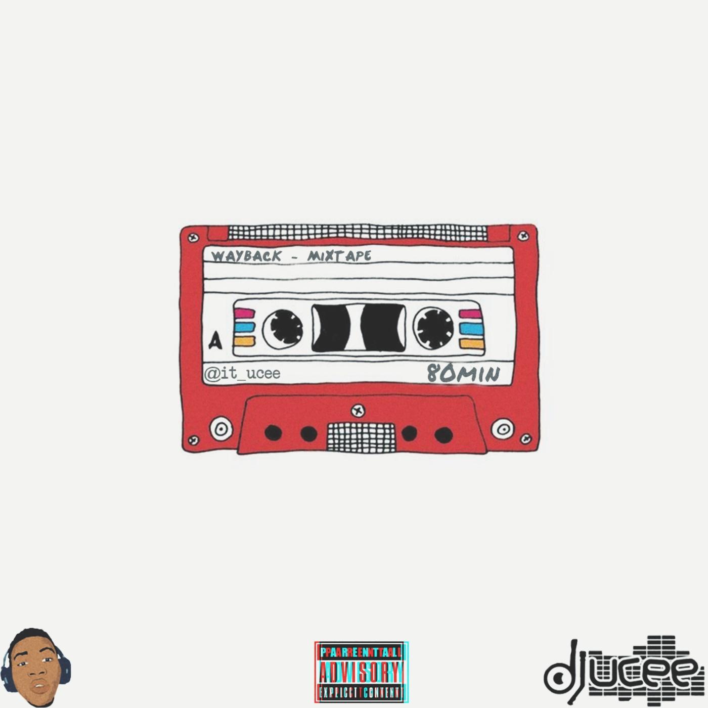 DJ Ucee Wayback Mixtape Cover-01