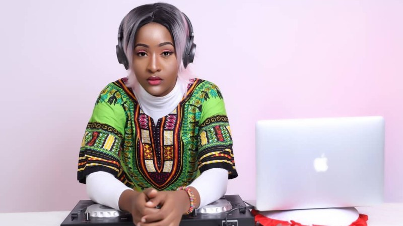 Spotlight: Dj Barbie Shares Some Sultry Photos [CHECK]