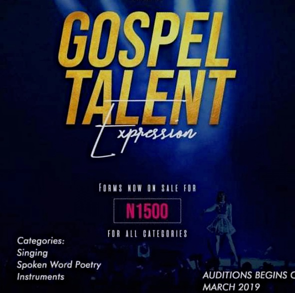 Gospel Talent Art