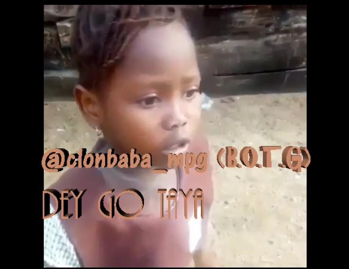 Comedy: Clonbaba - Dem Go Taya // @clonbaba_mpg