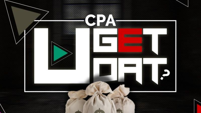 MUSIC: CPA – U Get Dat @yung_cpa Inbox x