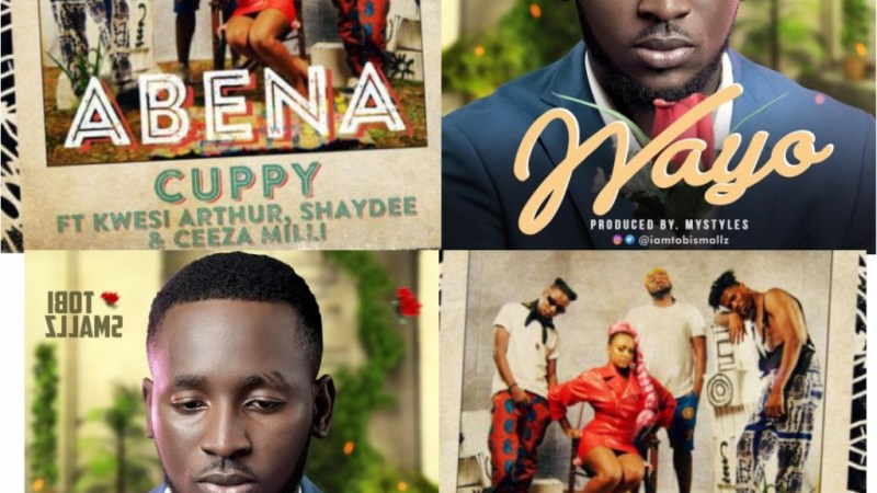 "DJ Cuppy New Single ""ABENA,"" A RIP OFF Of Tobi Smallz ""WAYO"""