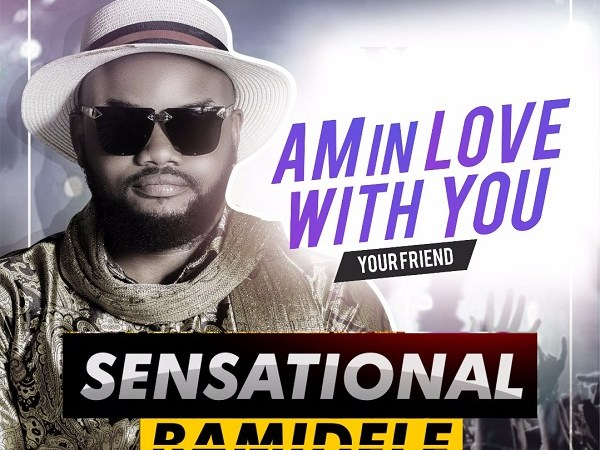 Music: Sensational Bamidele – Am In Love with you [@shinebami21]