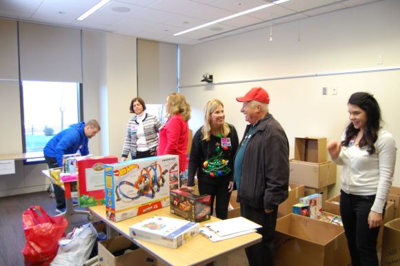 Lacroce Foundation Annual Toy Run