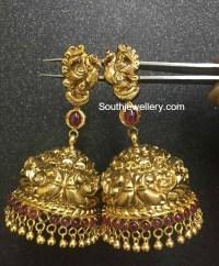 Jhumkas latest jewelry designs - Page 2 of 49 - Jewellery ...