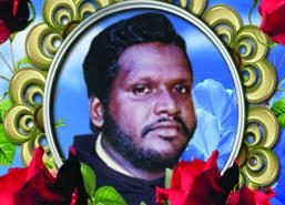 Rev. Fr. John Palliparambil OCD