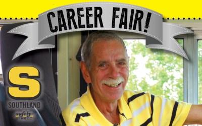 Career Fair JULY 30th