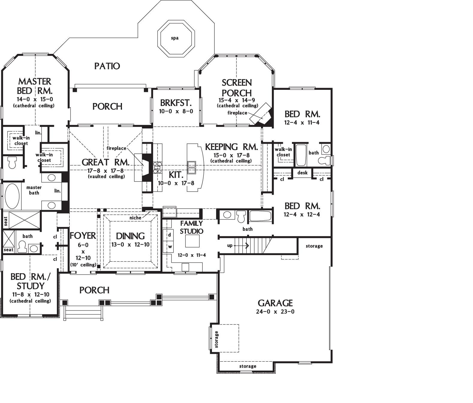 Best of custom home builder floor plans house floor ideas for Custom home floor plans