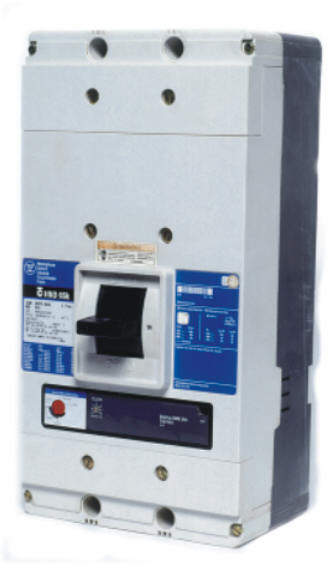 Non Current Limiting Circuit Breaker