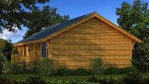 Bungalow 2 - Plans & Information Southland Log Homes