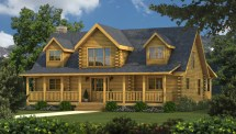 Caroline - Plans & Information Southland Log Homes