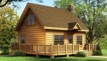 Alpine - Plans & Information Southland Log Homes