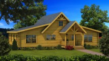 Bailey - Plans & Information Southland Log Homes