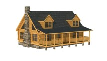 Casey - Plans & Information Southland Log Homes