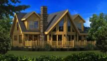Danville - Plans & Information Southland Log Homes