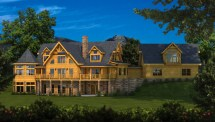 Grand View - Plans & Information Southland Log Homes
