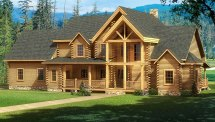 Highland - Plans & Information Southland Log Homes