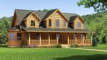 Lawrenceburg - Plans & Information Southland Log Homes