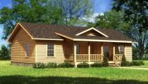 Pine Lake - Plans & Information Southland Log Homes