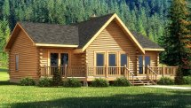Wateree Iii - Plans & Information Southland Log Homes